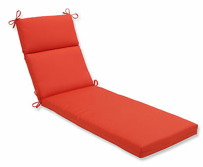 Pillow Perfect Splash Outdoor Chaise Lounge Cushion