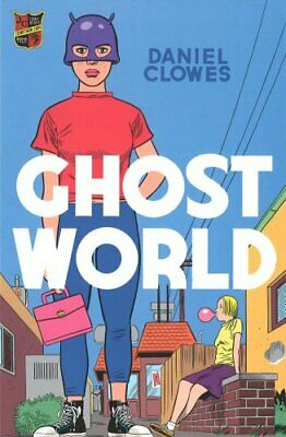 Ghost World by Clowes, Daniel Paperback Book The Cheap Fast Free Post