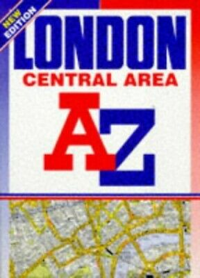 A. to Z. London Atlas (London Street Atlase... by Geographers' A-Z Map Paperback