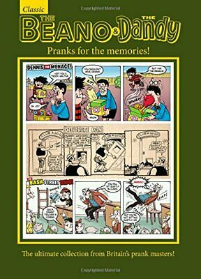 Beano/Dandy Giftbook 2016 (Annuals 2016) Book The Cheap Fast Free Post