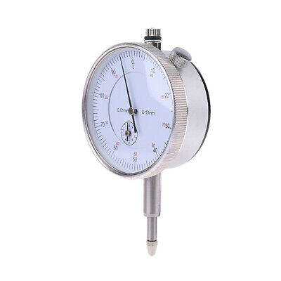 Dial Indicator New 0.01mm Gauge Accuracy Measurement Instrument Precision Tool