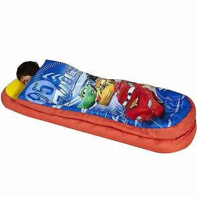 Disney Cars Junior Ready Bed - All-In-One Sleepover Solution New