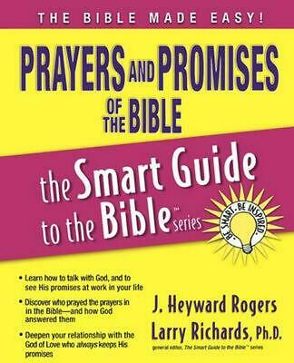 Prayers and Promises of the Bible by J. Heyward Rogers Paperback Book (English)