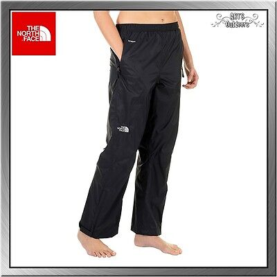 The North Face Resolve Pant Damen Regenhose Outdoor Hose black