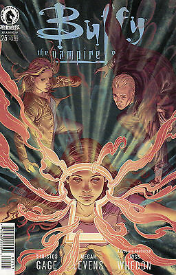 Buffy The Vampire Slayer Season 10 #25 (NM)`16 Gage/ Levens (Cover A)
