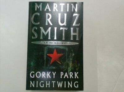 Gorky Park / Nightwing by Cruz Smith, Martin Book Book The Cheap Fast Free Post