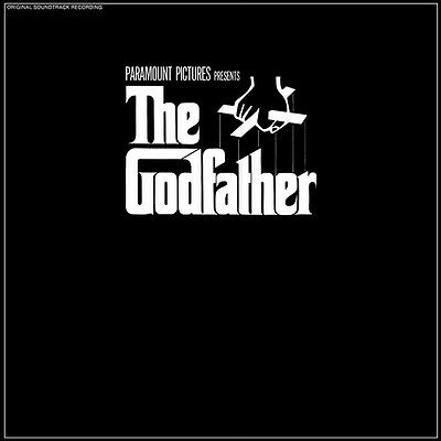 THE GODFATHER 1973 Nino Rota Original Soundtrack 2015 180g vinyl LP NEW/SEALED