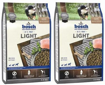 Bosch Light 2 x 12,5 kg + Dental Goodies 450 g