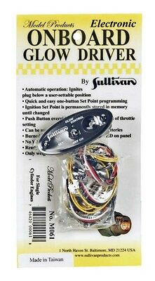 Sullivan M061 On-Board Glow Plug Driver Twin Cylinder