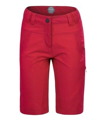 McKinley Children´s Girl´s Leisure Hiking Trekking Short Bermuda Tyro pink dark