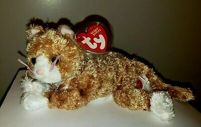 Ty Beanie Baby ~ GYPSY the Cat ~ with MINT TAGS ~ RETIRED