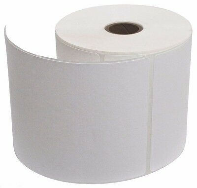 4 Rolls 4x6 Direct Thermal Shipping Labels 250/Roll For Zebra 2844 ZP450 Eltron