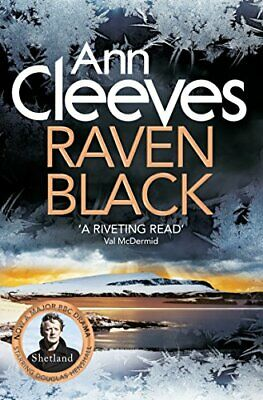 Raven Black (Shetland) by Cleeves, Ann Book The Cheap Fast Free Post