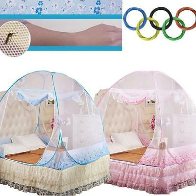 RIO Olympic Games Mosquito Nets Bottomed Keeps Away Insects & Flies Play Tent