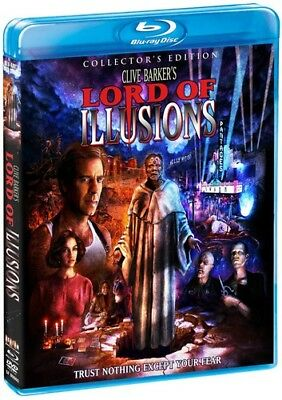 Lord of Illusions (Collector's Edition) [New Blu-ray] Collector's Ed, Widescre