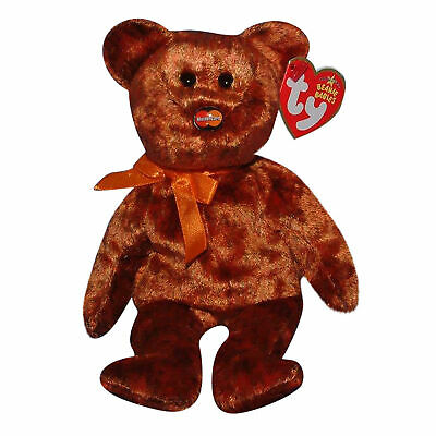 Ty Beanie Baby M.C. 6 - MWMT (Bear MasterCard VI 2006) Credit Card Exclusive 521bb35e4567