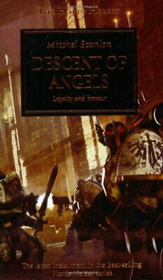 Descent of Angels (The Horus Heresy) by Scanlon, Mitchel Paperback Book The