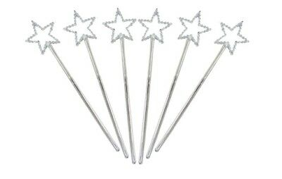 Star Angel Fairy Princess Wands ~ Loot Bag Toy Wand / Hen Party / Bag Fillers