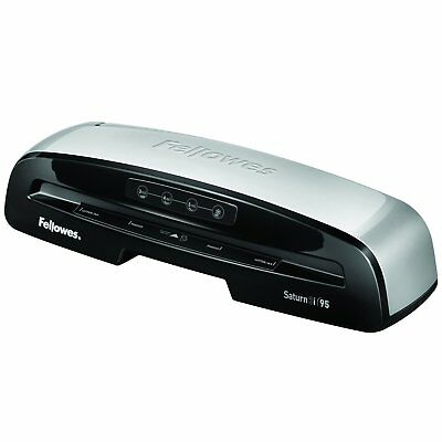 Fellowes Saturn 3i 95 Thermal and Cold Rapid 1-minute Laminating Machine