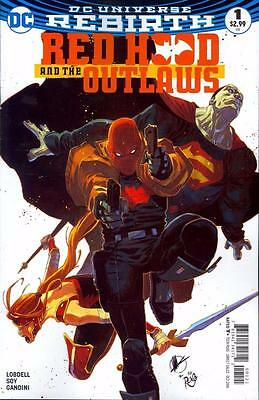 Red Hood and the Outlaws #1 Var   NEW!!!