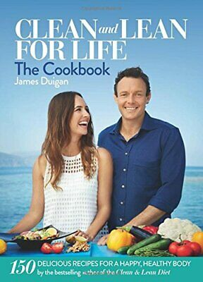 Clean and Lean for Life: The Cookbook by Duigan, James Book The Cheap Fast Free