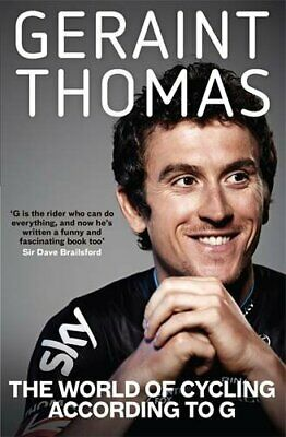 The World of Cycling According to G by Thomas, Geraint Book The Cheap Fast Free