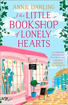 The Little Bookshop of Lonely Hearts by Darling, Annie Book The Cheap Fast Free