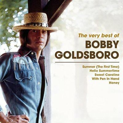 Bobby Goldsboro - The Very Best Of: Cd Album (2007)