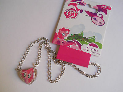 My Little Pony Childrens Heart Shaped Chain Necklace BNIP