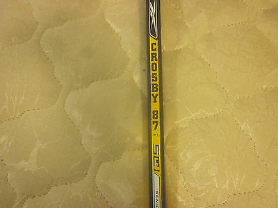 Sidney Crosby Game Issued Autographed Hockey Stick PSA COA