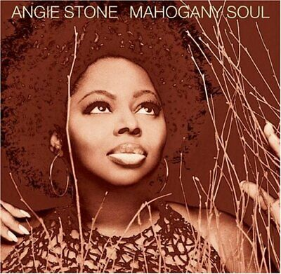Stone, Angie - Mahogany Soul - Stone, Angie CD FVVG The Cheap Fast Free Post The