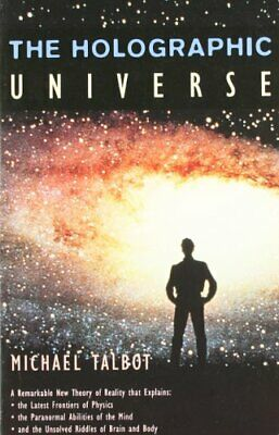 The Holographic Universe by Talbot, Michael Paperback Book The Cheap Fast Free