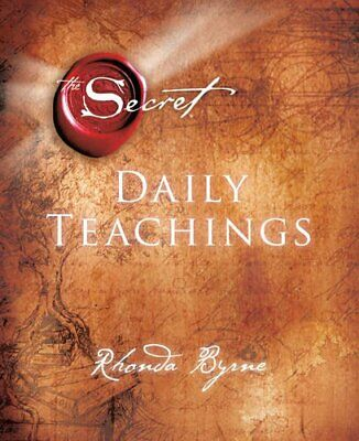 The Secret Daily Teachings by Byrne, Rhonda Book The Cheap Fast Free Post