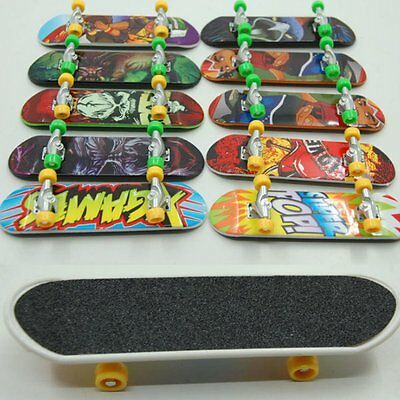 New Finger Board Truck Mini Skateboard Toy Boy Kids Children Young XMAS Gift