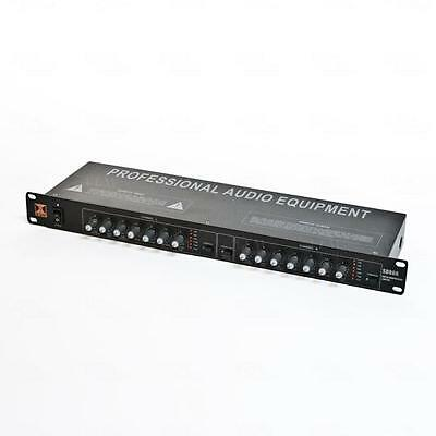 Stereo Gated 2 Channel Compressor Limiter