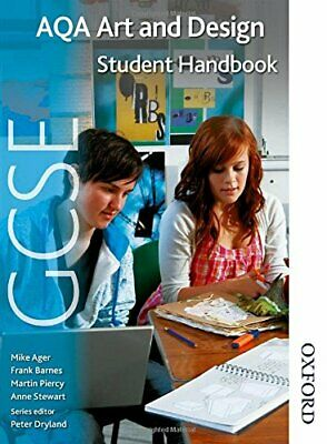 AQA GCSE Art and Design: Student Handbook by Ager, Mike Paperback Book The Cheap