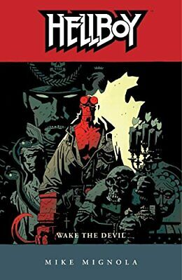 Hellboy Volume 2: Wake the Devil - NEW EDITION!: W... by Mignola, Mike Paperback