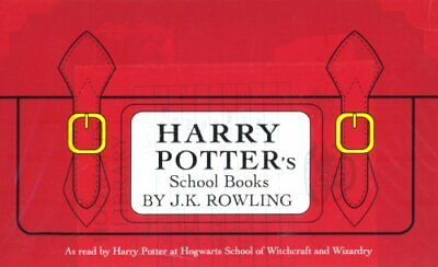 Comic Relief Harry Potter's School Book Pack by Rowling, J. K. Paperback Book