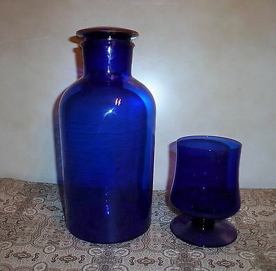 Cobalt Glassware Glass Pottery Amp Glass Page 2 6 032