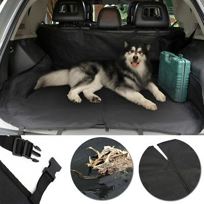 Pet Dog Cat Car Rear Back Seat Waterproof Cover Safety Mat Protector Hammock