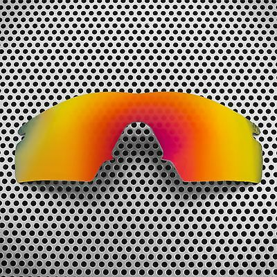 New Volt Polarized Red Replacement Lenses for Oakley M Frame Strike