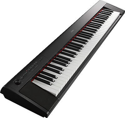NP 32 Yamaha Piaggero Digital Piano 76 Touches Graded Attouchement Doux