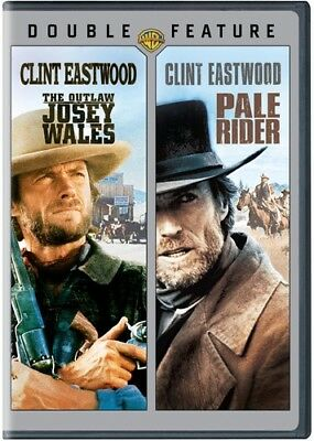 The Outlaw Josey Wales / Pale Rider [New DVD] 2 Pack, Eco Amaray Case