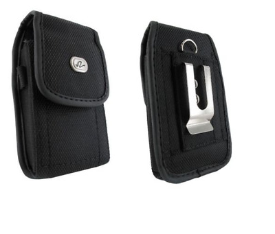 on sale 33a4d 8d224 2X CASE BELT Holster with Clip/Loop for Univision LG True 450 LG450 ...