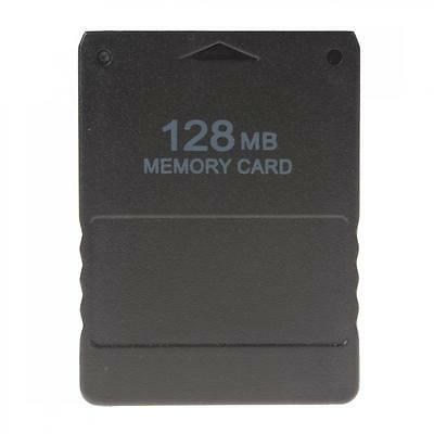 Brand New 128MB Memory Card Designed for Sony PS2 / Play Station 2