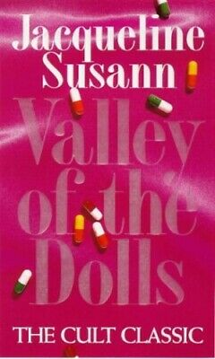 Valley of the Dolls, Susann, Jacqueline Paperback Book