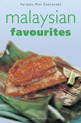 Malaysian Favorites, Periplus Hardback Book The Cheap Fast Free Post