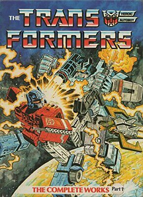 Transformers, The Complete Works part 1 Hardback Book The Cheap Fast Free Post