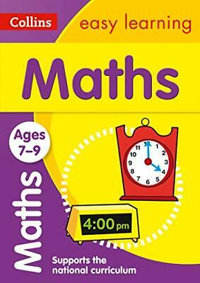 Maths Ages 7-9 (Collins Easy Learning KS2) by Collins Easy Learning Book The
