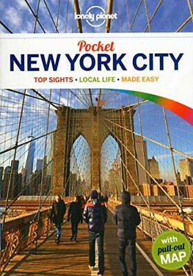 Lonely Planet Pocket New York City (Travel Guide) by Bonetto, Cristian Book The